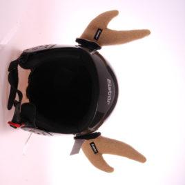 Eisbar, Deco Helmet Sticker Horn