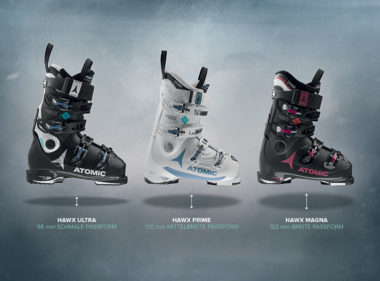 Skis & Boots
