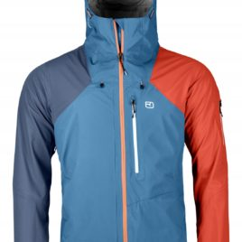 Ortovox, 3L Ortler Jacket Men