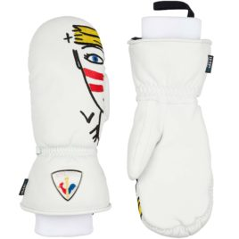 Rossignol, JCC Yurock leather gloves