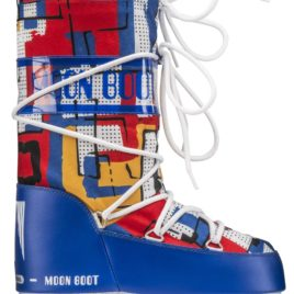 MOON BOOT, ABSTRUCT UNISEX JR