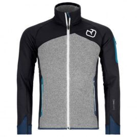 ORTOVOX, FLEECE PLUS JACKET M